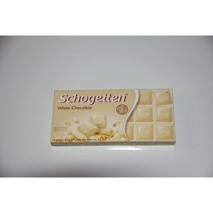 Шоколад Schogetten White Chocolate 100 гр*15шт Германия